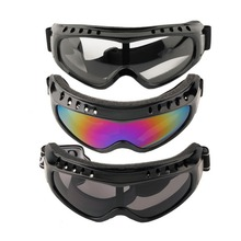 Colorful Unisex Safety Goggles Motorcycle Cycling Eye Protection Glasses Tactical Paintball Wind Dust Airsoft Goggles Wholesale