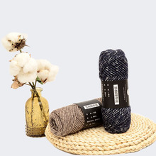 300g High Quality Thick Cotton Yarn For Hand Knitting Needles Alpaca Wool Crochet Needlework Knitted Thread Scarf Sweater