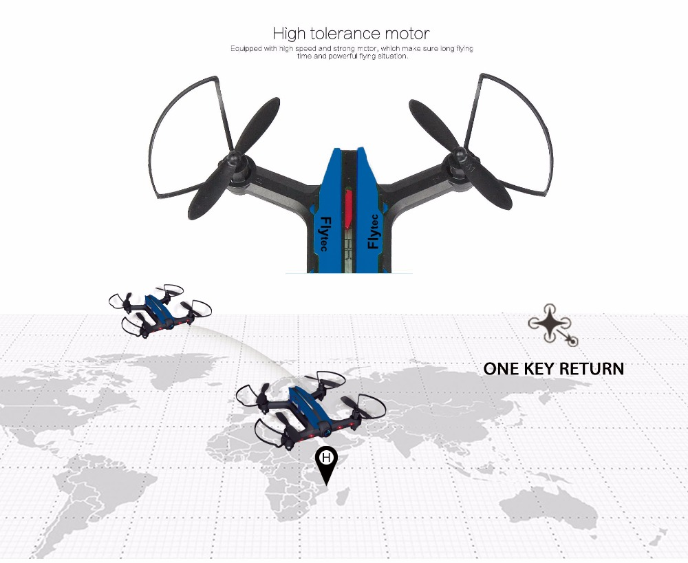 T18 WIFI FPV MINI RACING BEGINNER RC DRONE RTF-4