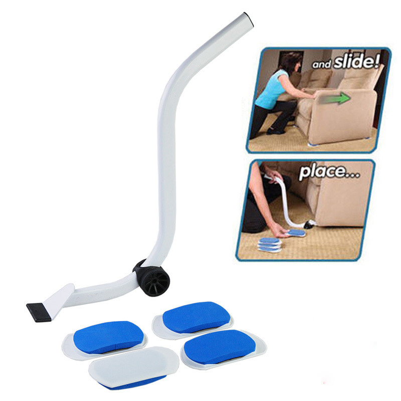 2016 New AS SEEN On TV EZ Moves Furniture Moving System With Lifter Tool U0026  4 Slides