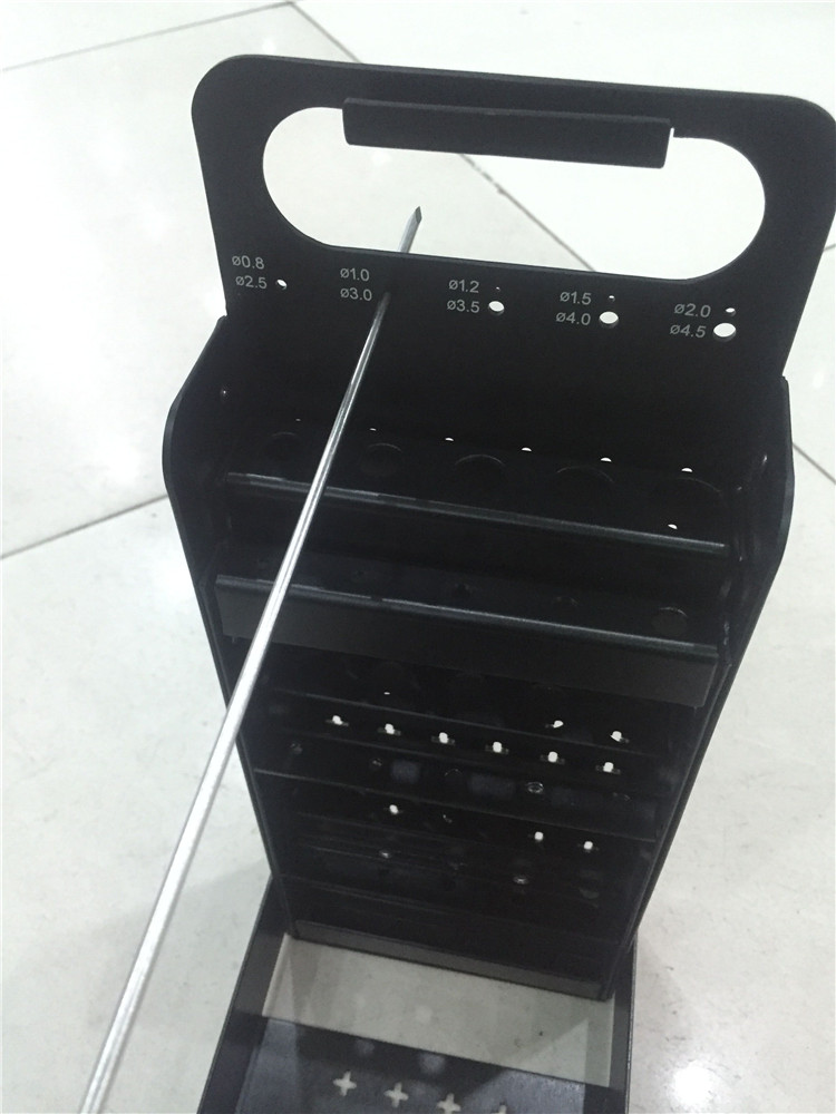 Tierarzt Pet kleine orthopädisches Instrument K. Draht box ...