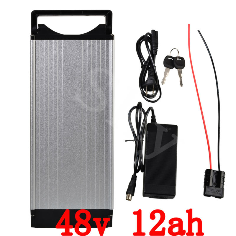 48V 1000W battery 48V 12AH Lithium battery 48v 12ah electric bicycle battery with taillight and 30A BMS and 54.6V 2A charger 48V 1000W battery 48V 12AH Lithium battery 48v 12ah electric bicycle battery with taillight and 30A BMS and 54.6V 2A charger
