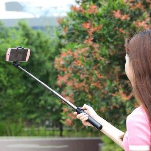 Image 3 - Hoco sans fil Bluetooth Selfie bâton poche téléphone intelligent caméra trépied avec télécommande sans fil pour iPhone X Samsung Huawei Android