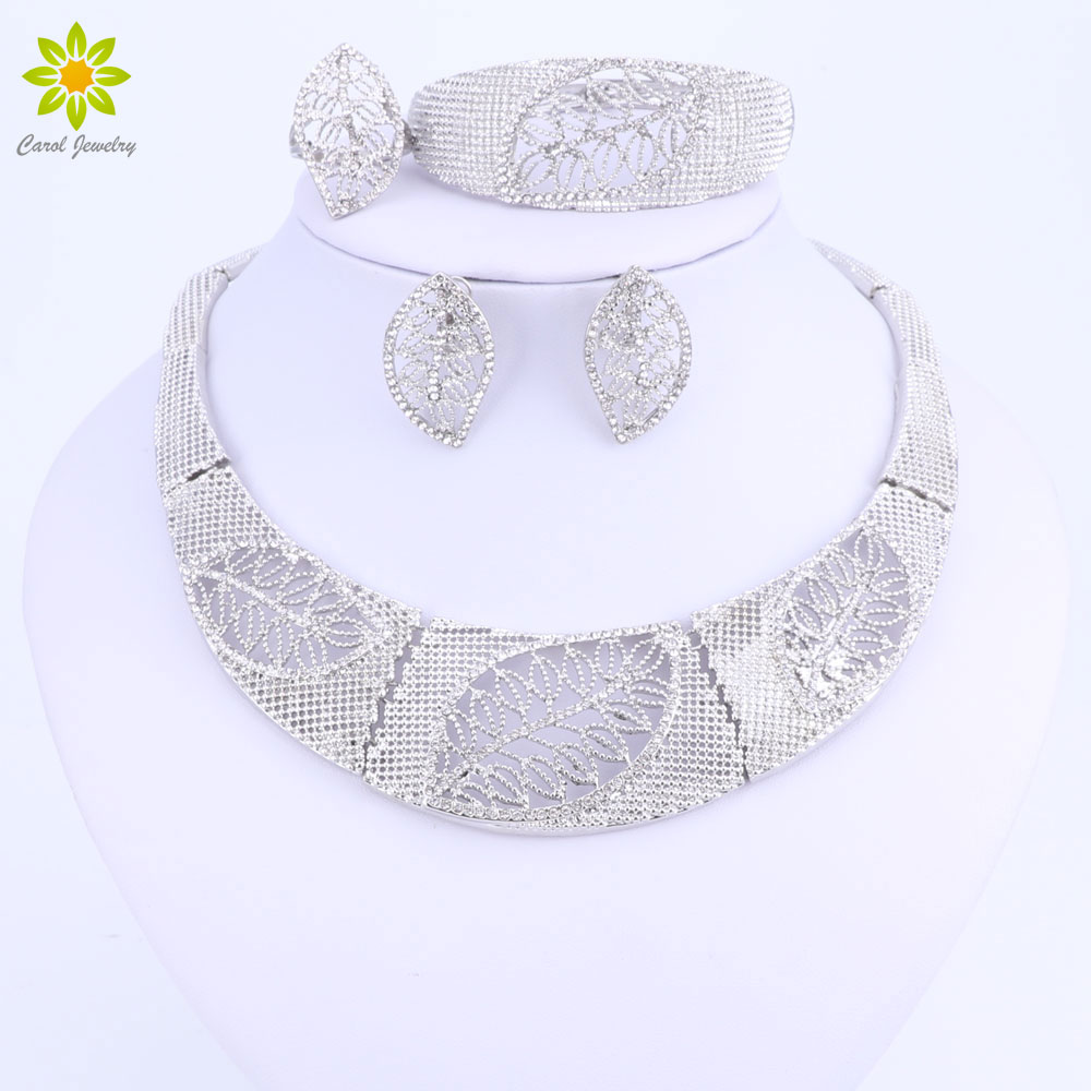 Dubai Wedding Silver Color...