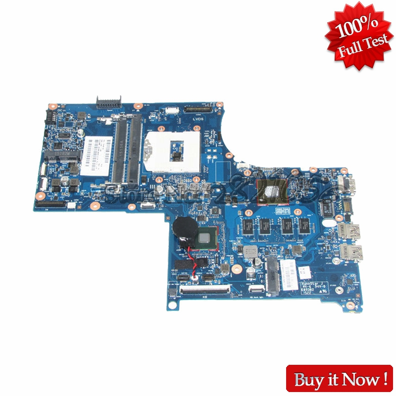 NOKOTION 720266-501 Laptop Motherboard for HP ENVY 17 Touchsmart 17SBGV2D-6050A2549801-MB-A02 GT740M 2GB DDR3 Logic Board 815248 501 main board for hp 15 ac 15 ac505tu sr29h laptop motherboard abq52 la c811p uma celeron n3050 cpu 1 6 ghz ddr3