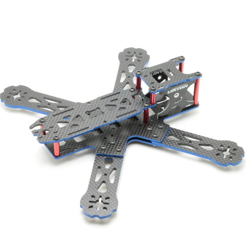 DIY mini drone pure carbon fiber quadcopter frame LT HEX4-215COM for LT215 LT210 QAV210 Frame carbon fiber diy mini drone 220mm quadcopter frame for qav r 220 f3 flight controller lhi dx2205 2300kv motor