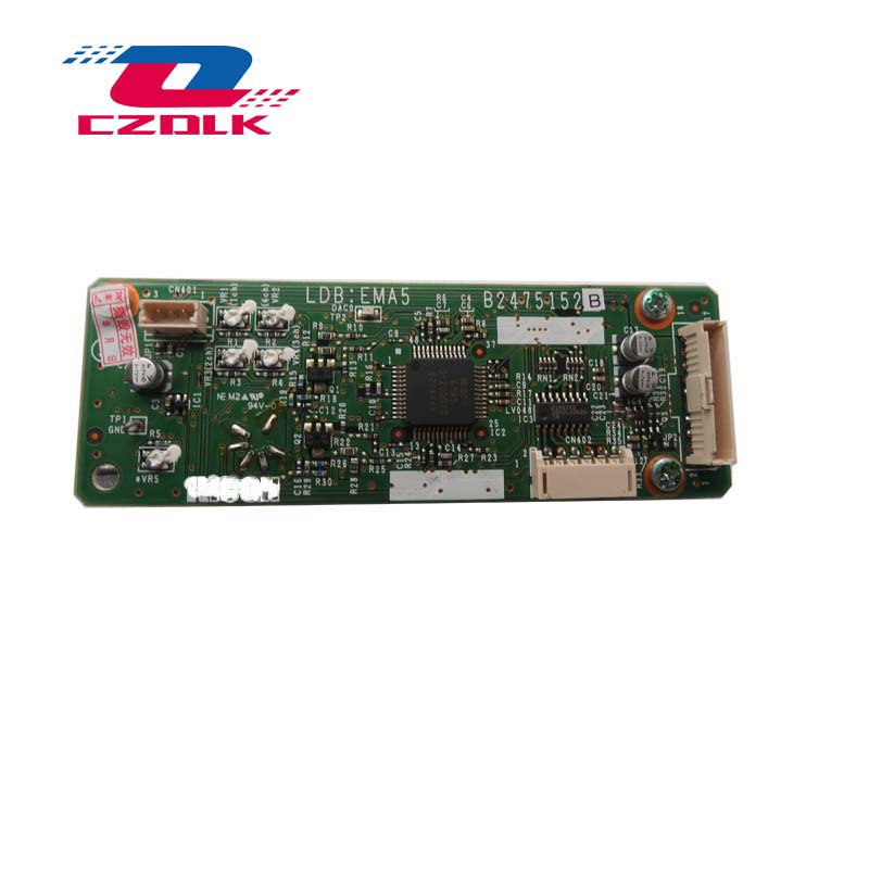 Usado Original MP7500 motherboard Laser para Ricoh 6500 5500 6000 7000 8000 Unidade de Diodo Laser