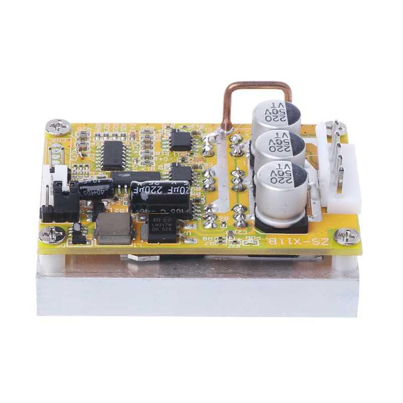 350W 5-36V controlador sin escobillas BLDC gran voltaje alta potencia trifásico longitud 63mm ancho 45mm Altura 27mm