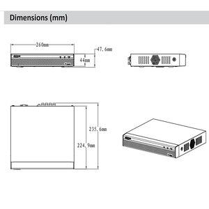Image 5 - Dahua XVR 4K XVR5108HS 4KL X H.264 / H.265 IVS Smartค้นหาTo 8MPรองรับHDCVI/AHD/TVI/CVBS/IP VideoอินพุตPSP Lite