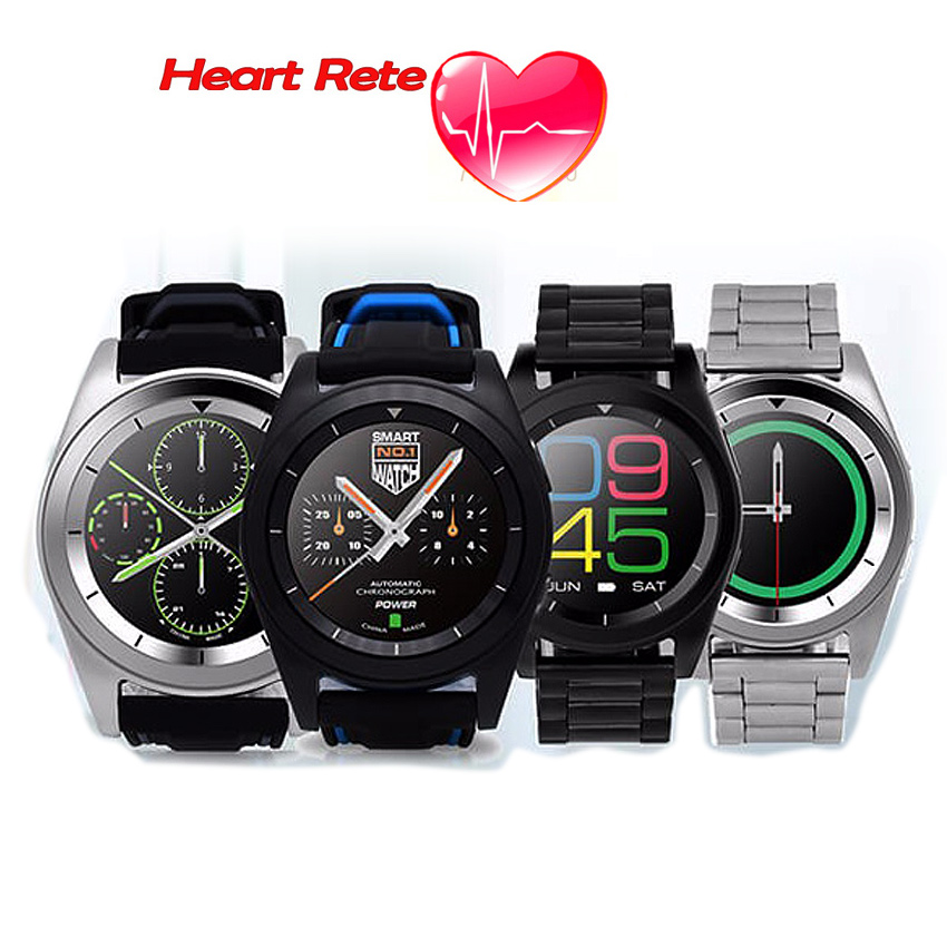 Original NO.1 G6 Smart Watch MTK2502 Smartwatch Sport Men Bluetooth 4.0 Tracker