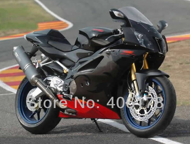 Hot Sales,Customized RSV 1000 R 03 04 05 06 fairing kit For Aprilia RSV 1000 R 2003-2006 Leopard Black Motorcycle Fairings
