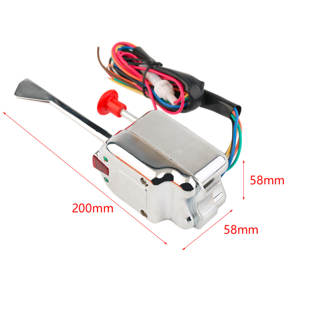 Professional Universal Chrome 12V Car Flasher Relay Fix LED Light Street Turn Signal Switch With Flasher Hyper Flash Car Styling 2017 new universial 3 pin electronic flasher relay module cf13 fix led turn signal light motorcycle error fast flasher hot
