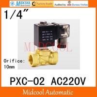 Compact Pilot solenoid valve PXC-02 port 1/4