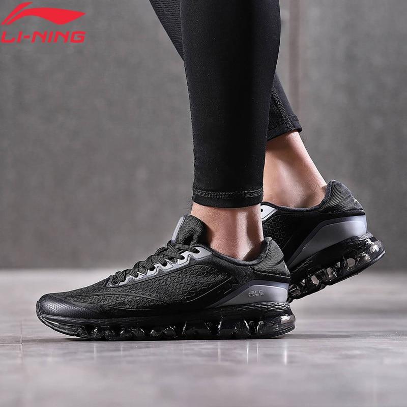 Li-ning hommes bulle ARC chaussures de course coussin d'air TPU soutien doublure ARC Sport chaussures baskets légères ARHN005 XYP872