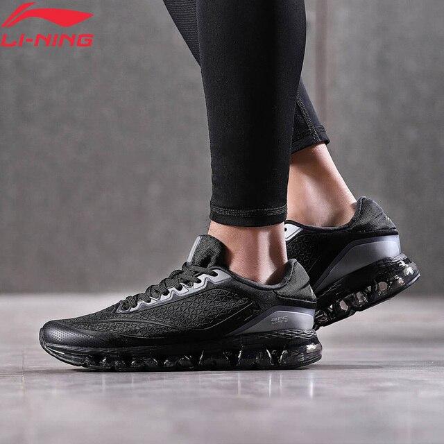 Vợt Cầu Lông Li Ning Nam Bong Bóng Vòng Cung Chạy Bộ Đệm Không Khí TPU Hỗ Trợ Lót Lý Ninh Cung Thể Thao Trọng Lượng Nhẹ giày Sneakers ARHN005 XYP872