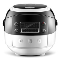 Rice Cooker Intelligent 1 3 People Mini Small Household Fully Automatic Student Pot 2L Non stick Liner 24 Hours Appointment