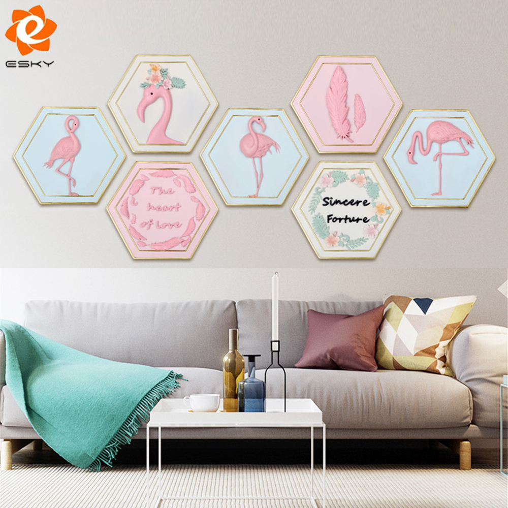 popular pink wall hanging-buy cheap pink wall hanging lots from
