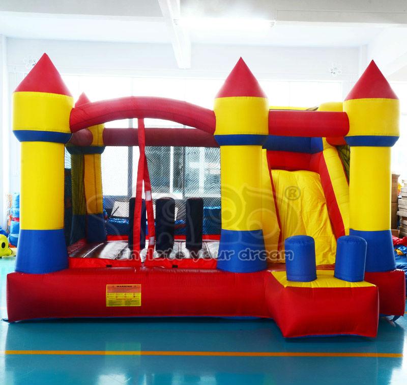 Best Castle Toys For Kids : Aliexpress buy best quality bouncy castle bounce