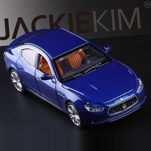 Image 2 - High Simulation Exquisite Diecasts & Toy Vehicles: Caipo Car Styling Maserati Ghibli Sports Car 1:32 Alloy Diecast Model Toy Car
