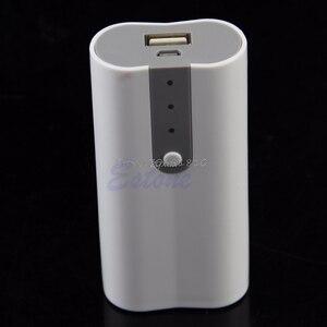 Image 4 - 2x 18650 USB Mobile Power Bank Ladegerät Box Fall DIY Kit Für MP3 iPhone Whosale & Dropship