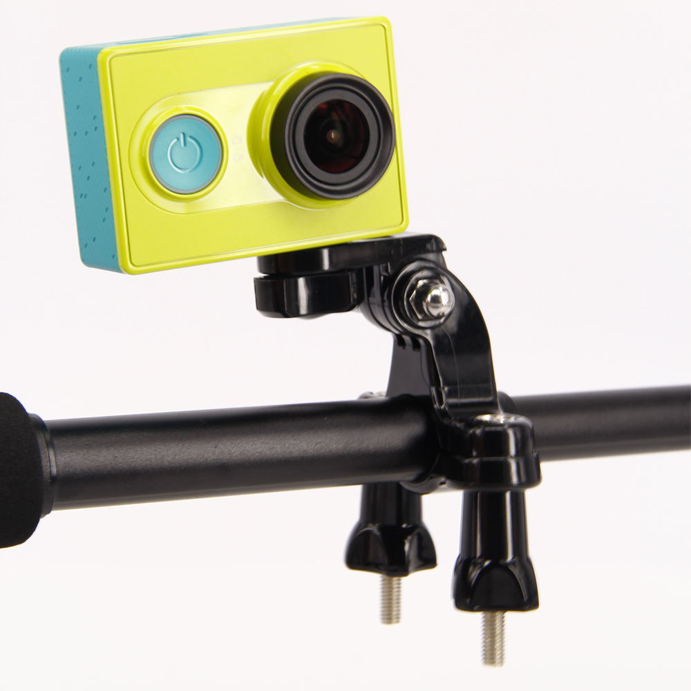 Bike Bracket Holder Handle bar Mount For Xiaoyi Action cam Accessories