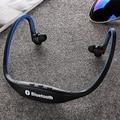 Caliente universal sport estéreo inalámbrico bluetooth 4.0 auriculares banda para el cuello auriculares para el iphone 5/4 para samsung galaxy s3 s4 s5