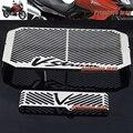 Для SUZUKI DL 650 DL650 V-Strom 2004-2010 Принадлежности Для Мотоциклов Решетка Радиатора Гвардия Протектор Крышки и Масла-холодильник Протектор