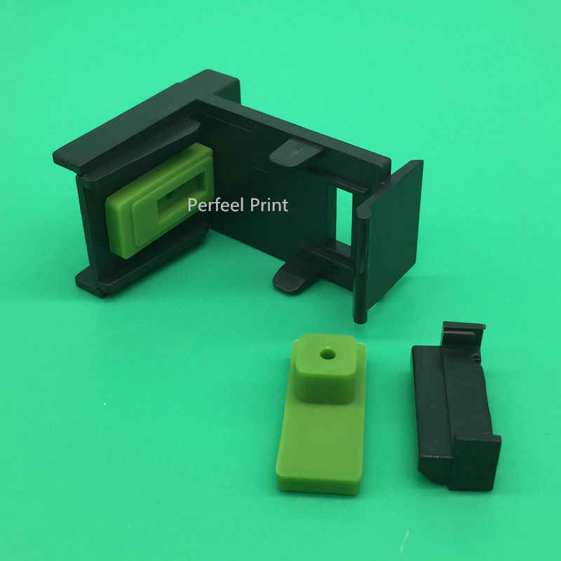Herramienta de recarga de tinta Universal CISS DIY 1 Uds., Kits de recarga de tinta, pinza de absorción para HP21 22 60 61 56 57 74 75 75 121 122 300 301