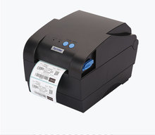 Hohe qualität Xprinter XP-365B thermo-etikettendrucker Thermische barcode-drucker für Schmuck, kleidung tag