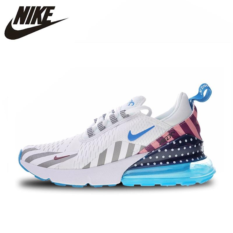 Nike Parra X Nike Air Max 270 Rainbow Amusement Park Running Shoes For Men And Women AH6789-019 36-44