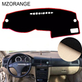 Для VolksWagen GOLF 4 MK4 1997-1999 2000 2001 2002 2003 черный внутренний автомобильный коврик для приборной панели защитный коврик для ковра LHD