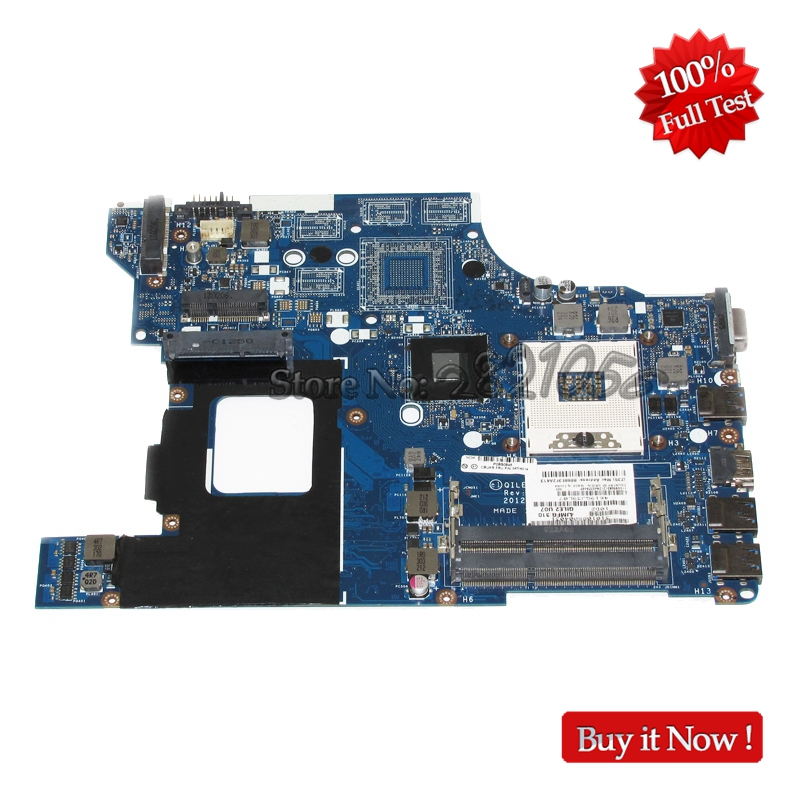 NOKOTION For Lenovo E530 Laptop Motherboard 04W4014 QILE2 LA-8133P HM77 UMA DDR3 MAIN BOARD 100% Tested цена 2017