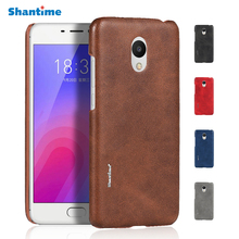 High Quality Vintage Luxury PU Leather Phone Cases For Meizu M6 Cover Mobile Phone Accessories For meilan6 5.2″ Case
