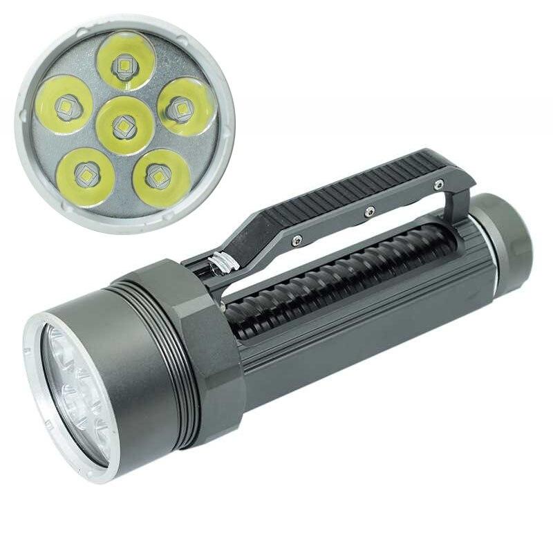 Diving Flashlight 6x XML L2 12000lm LED Light Underwater Scuba Lamp Searchlight 26650 32650 Powerful Dive Torch LED Flashlight sitemap 31 xml