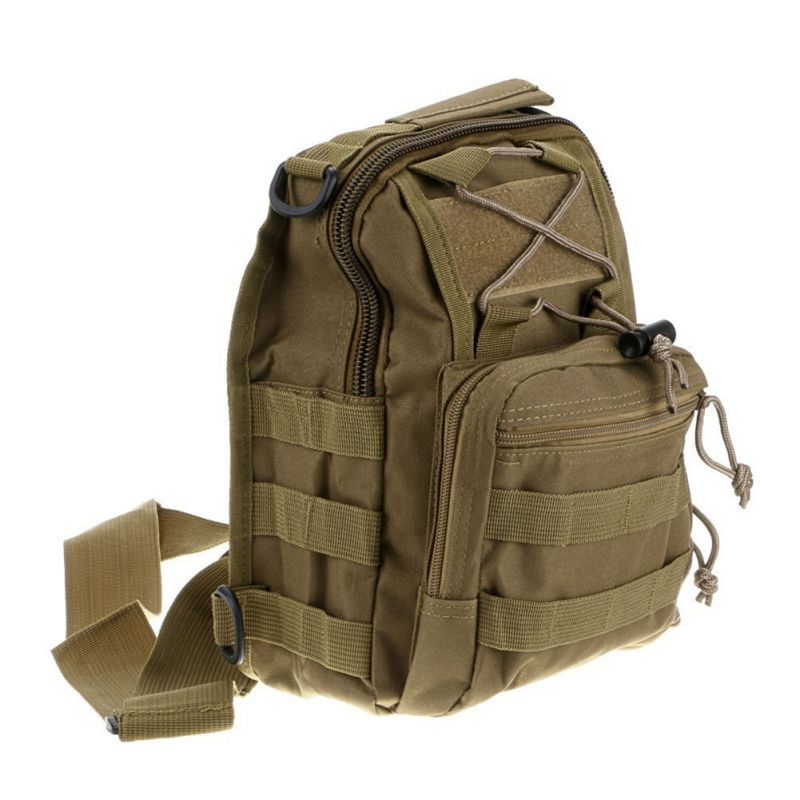 Mens Messenger Bag Leisure Camouflage 1000D Nylon Tactical Shoulder Bag Waterproof Outdoor Sport Shopping Camping Hiking Bags