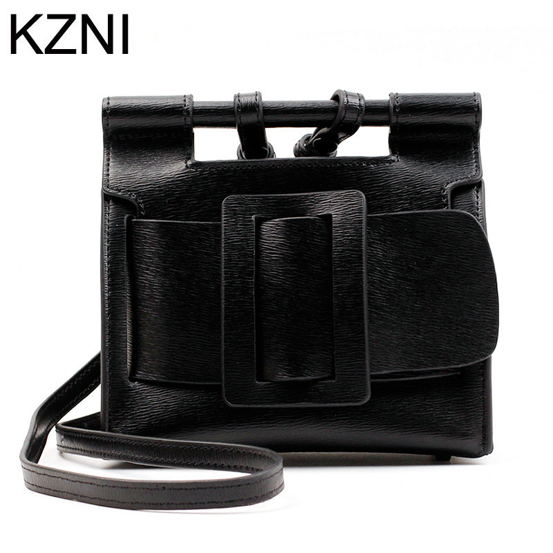 все цены на KZNI genuine leather bags for women leather bags women large tote handbags bolsas femininas bolsas de marcas famosas L032802