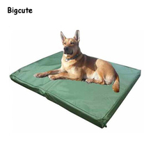 New Soft Pet Dog Bed Cushion Waterproof Oxford Blanket Puppy Mats Detachable Wash House for Large Dogs Outdoor