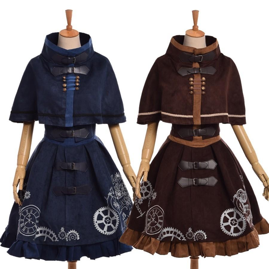 Lolita Corset Dress (1)