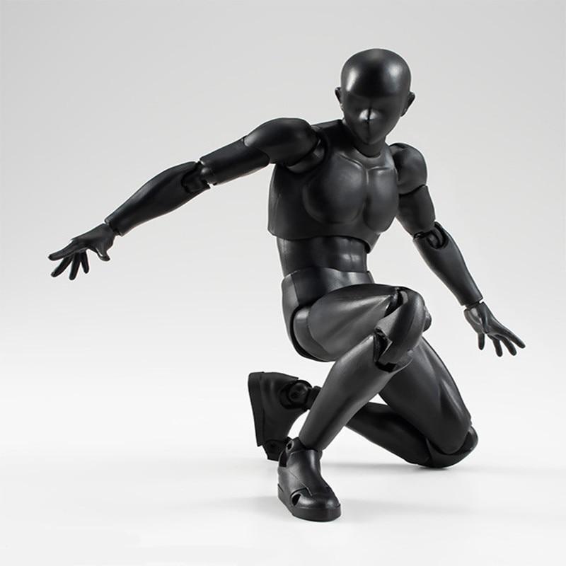 14 սմ Արական Իգական Իգական շարժական - Խաղային արձանիկներ - Լուսանկար 5