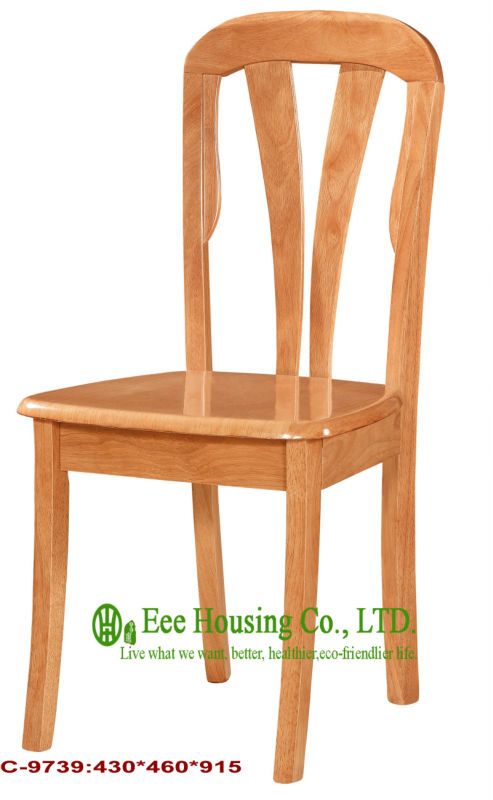 C-9739  Luxurious Solid Dining Chair,Solid Wood Dinning Table Furniture With Chairs/Home Furniture