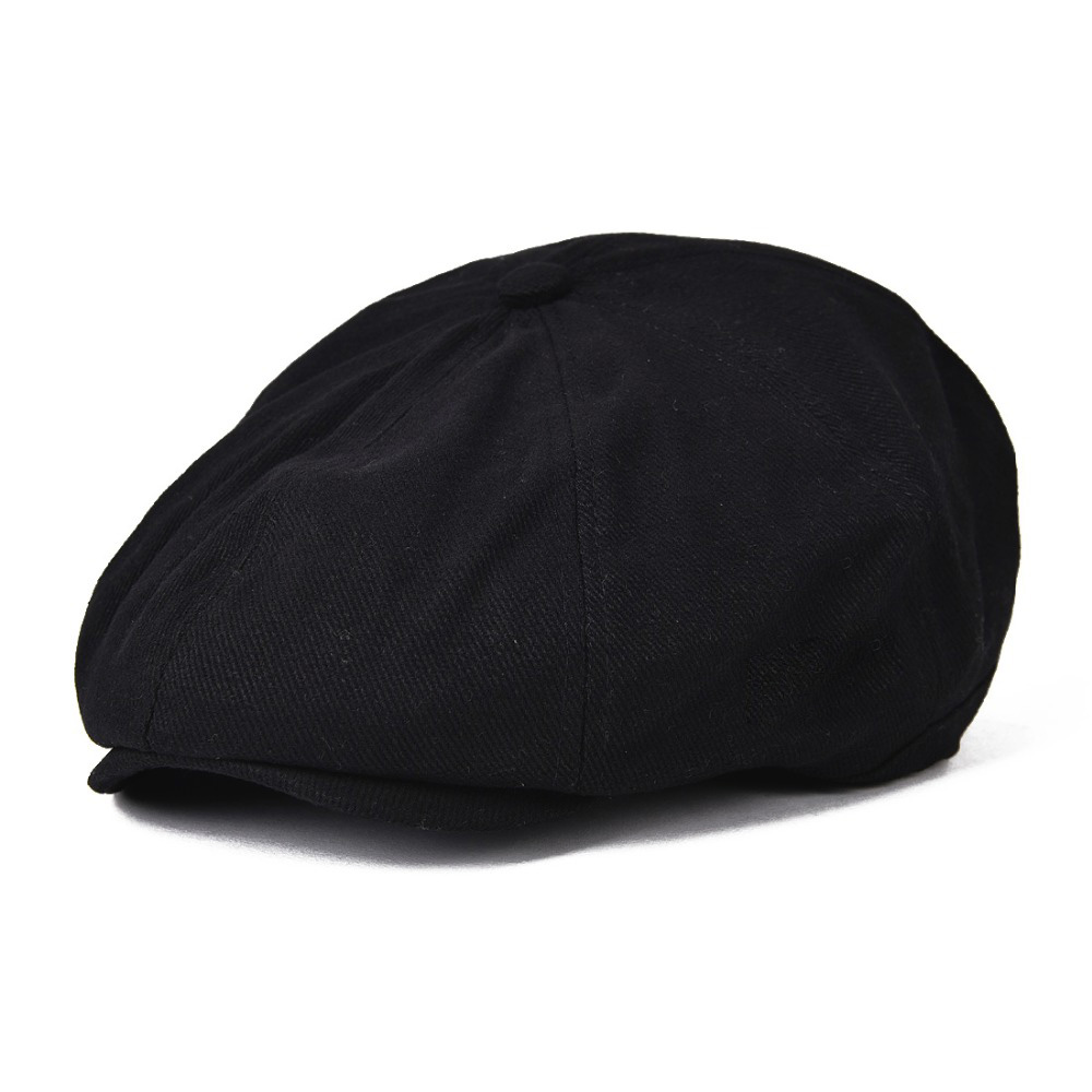 a5efcfaaedd Voboom large size newsboy octagonal cap gatsby beret hats vintage cabbie  ivy flat cap jpg 1000x1000