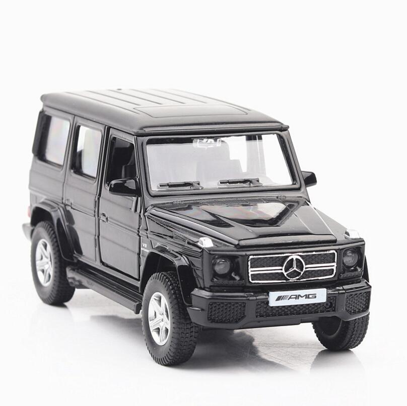 Detail Feedback Questions About 1 36 Toy Car Amg G63 Metal Toy Alloy