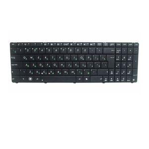 Image 2 - GZEELE Russian keyboard for Asus K75 K75D K75DE K75A K75V K75VJ K75WM laptop keyboard RU layout black