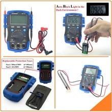 HoldPeak HP-37K Авто Диапазон Цифровой Мультиметр Сопротивление Емкость Частота Testeur Electrique