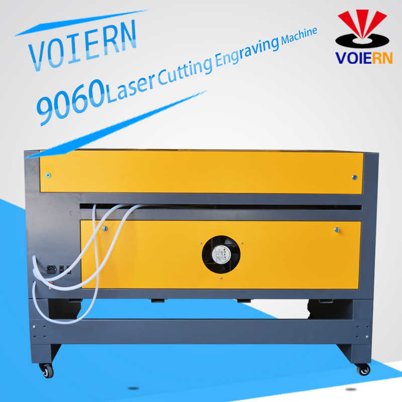 VOIERN WR6090, 900x600mm, 60W, máquina de grabado láser co2 RUIDA, 220v/110v, cortador láser engarver, máquina de grabado CNC diy