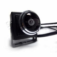 1.3 Megapixel 1.78mm Fisheye Lens Wide Angle Onvif 960P Wireless ip wifi camera Indoor Smallest Wifi Ip Network Camera mini cam