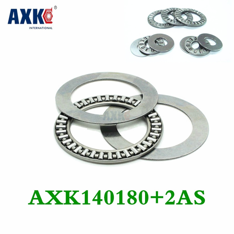 купить Thrust Needle Roller Bearing Axk140180 +2as 140x180x5 Mm Thrust Bearing Brand New недорого