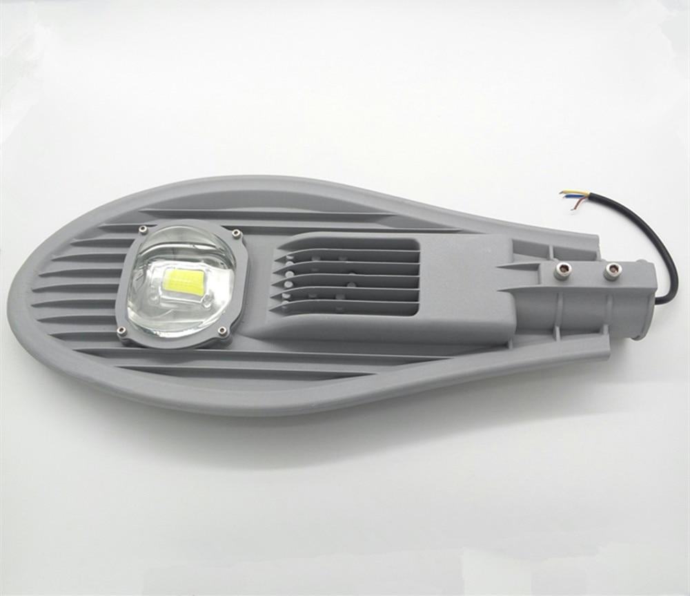 LED Street Light 50W Road Lamp IP65 Street Lights 110V 240V Garden Park Road Path Industrial Engineering Outdoor Lighting