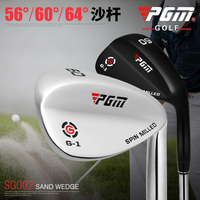 Single sand wedge irons 50, 52, 54, 56, 58, 60, 62, 64 Degree Gap Sand Wedge Flex Steel Shaft sand wedges irons