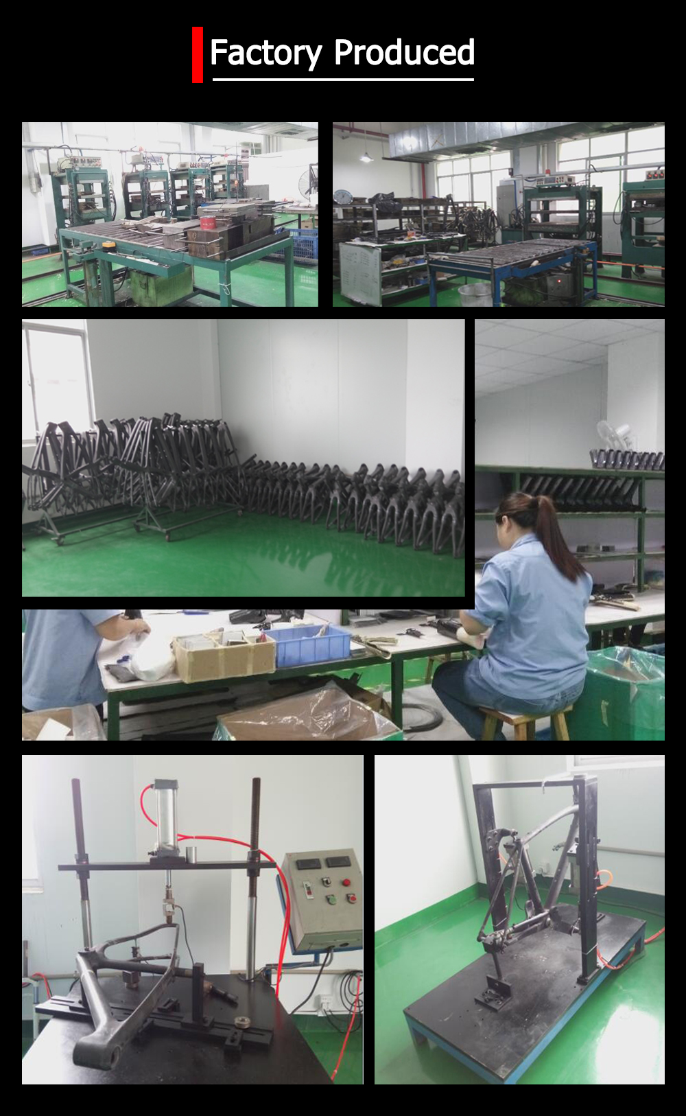 Factory Produced